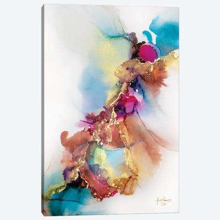 Moth To Fire Canvas Print #JPZ8} by Jamie Pomeranz Canvas Wall Art