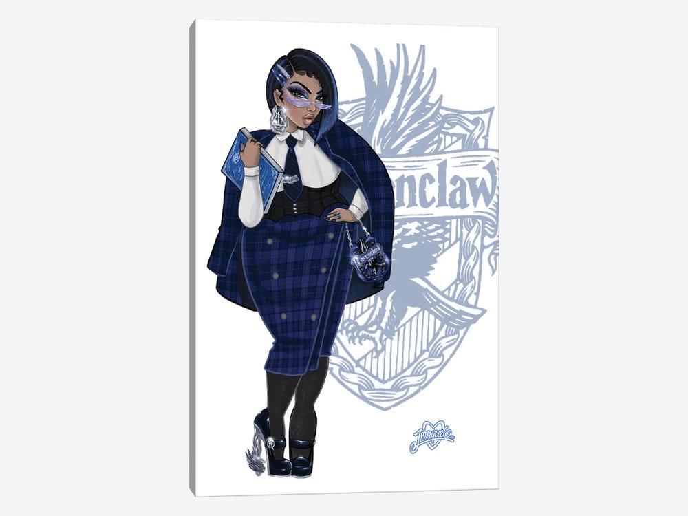 Rep Your House (Ravenclaw) by Jonquel Art 1-piece Canvas Art Print