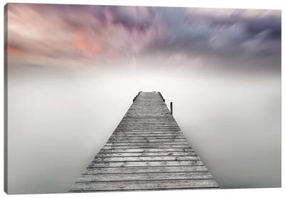 Quay Canvas Art Print