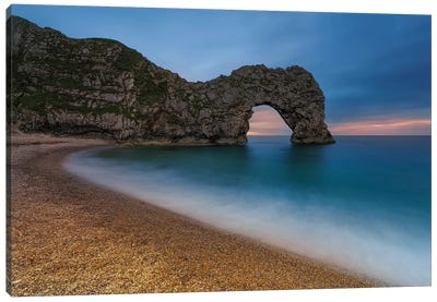 Dorset Canvas Art Print