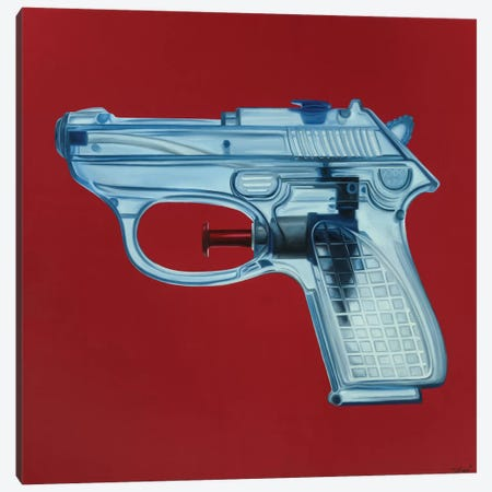 JR V Canvas Print #JRA15} by Rawksy Art Print