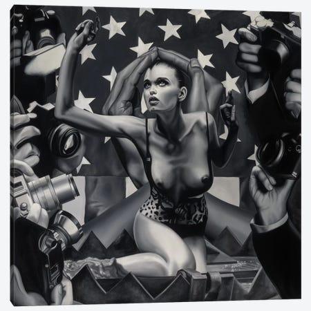 Catch A Falling Star Canvas Print #JRA6} by Rawksy Canvas Print