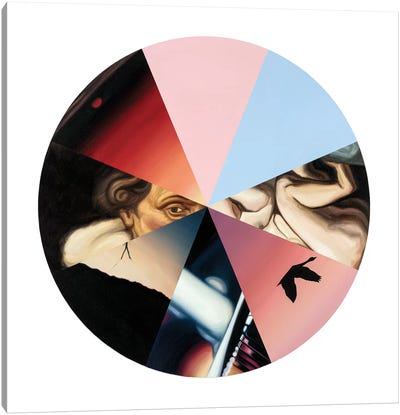 Colour Symphony Canvas Art Print