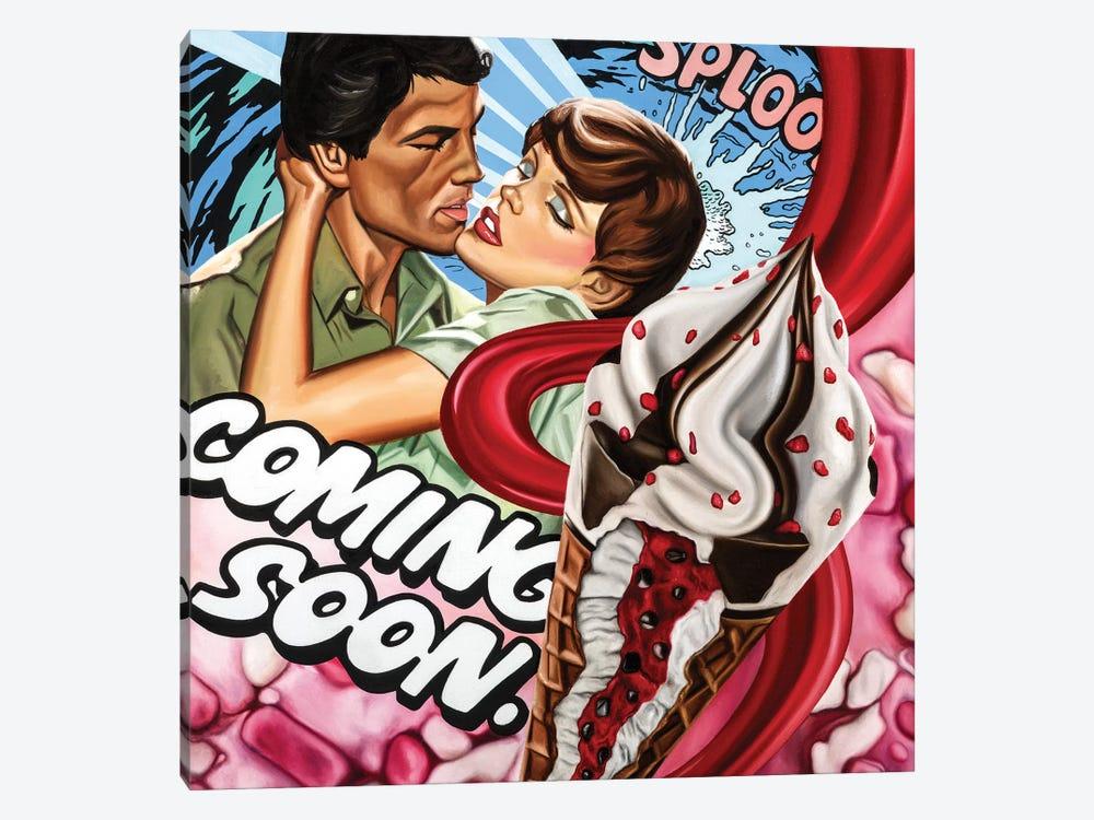 Coming Soon by Rawksy 1-piece Canvas Art