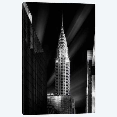 Chrysler Building Canvas Print #JRD4} by Jorge Ruiz Dueso Canvas Wall Art