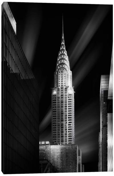 Chrysler Building Canvas Art Print