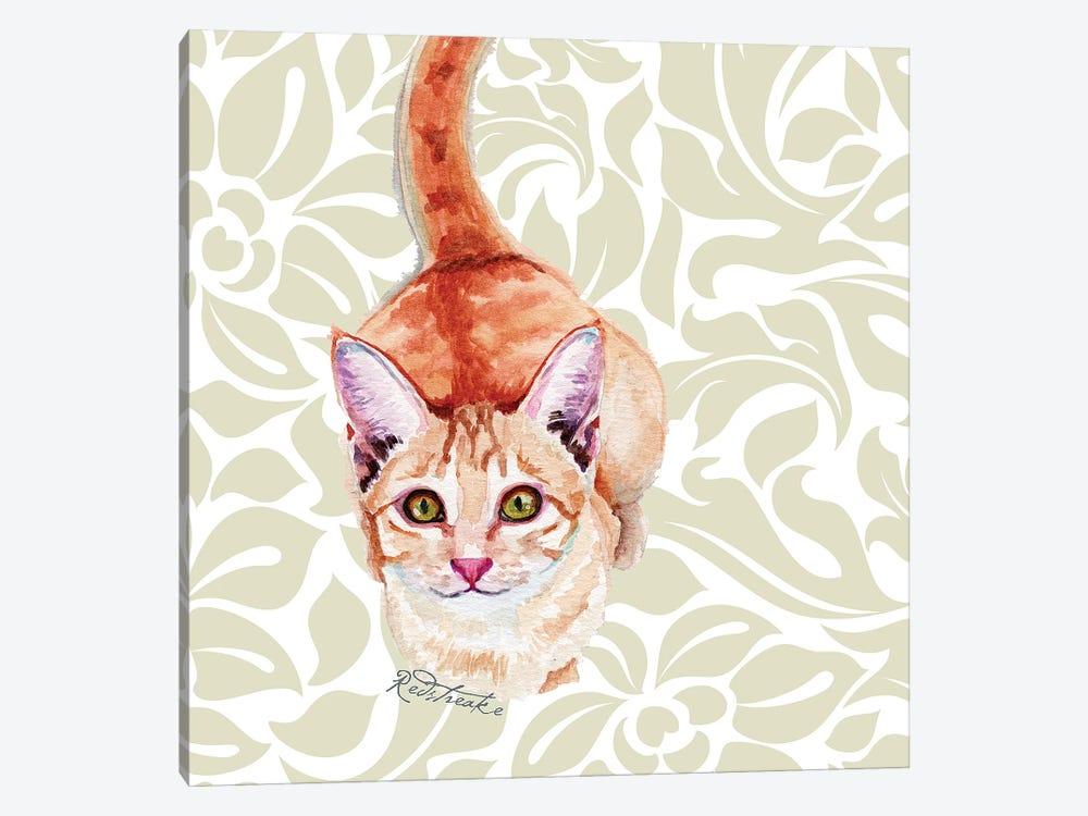 Donnie by Jennifer Redstreake 1-piece Art Print