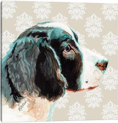 English Springer Spaniel Canvas Art Print