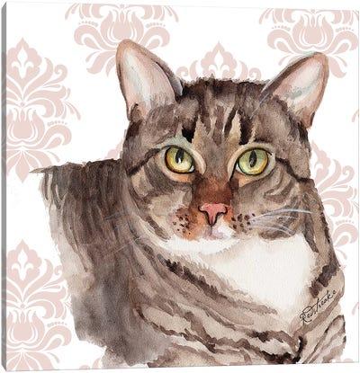 Gertie Canvas Art Print