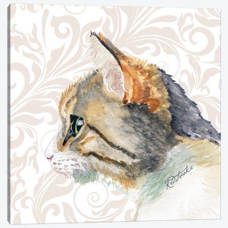 Lila Canvas Print #JRE122} by Jennifer Redstreake Canvas Wall Art