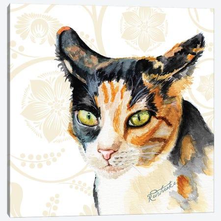 Patchy Canvas Print #JRE125} by Jennifer Redstreake Canvas Print