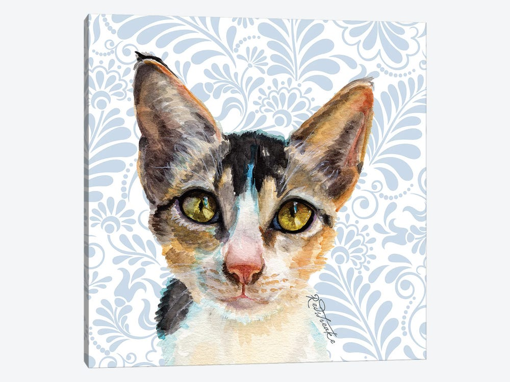 Pocket by Jennifer Redstreake 1-piece Canvas Art