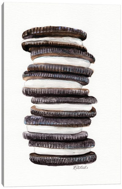 Stack Of Awesomeness Canvas Art Print