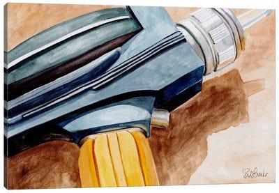 Set To Stun Canvas Print #JRE36