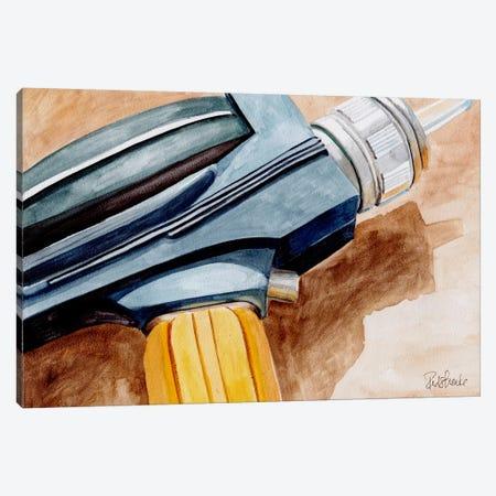 Set To Stun Canvas Print #JRE36} by Jennifer Redstreake Art Print