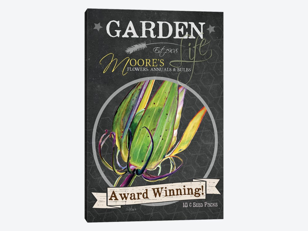 Chalkboard Series: Award Winning by Jennifer Redstreake 1-piece Canvas Wall Art