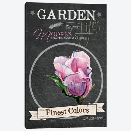 Finest Colors Canvas Print #JRE41} by Jennifer Redstreake Canvas Print