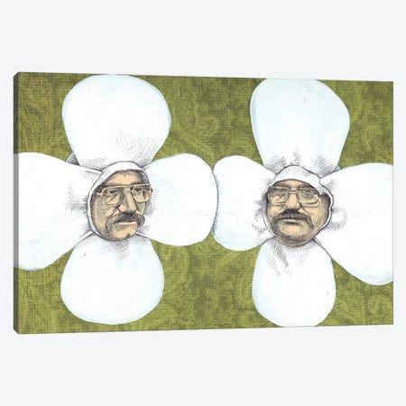 Flower Men Canvas Print #JRF30} by Jason Ratliff Canvas Art Print