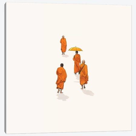 Afternoon Stroll Canvas Print #JRF37} by Jason Ratliff Canvas Art