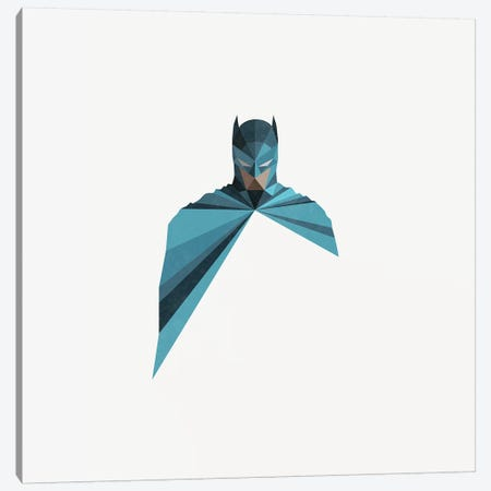Dark As Knight Canvas Print #JRF43} by Jason Ratliff Canvas Art