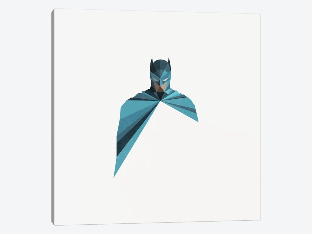 Dark As Knight by Jason Ratliff 1-piece Canvas Wall Art