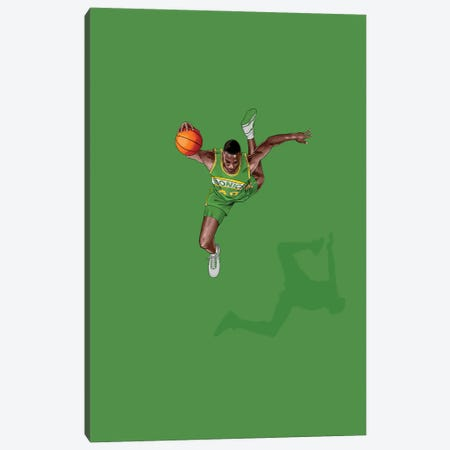 Frequent Fliers Kemp Canvas Print #JRF63} by Jason Ratliff Canvas Art