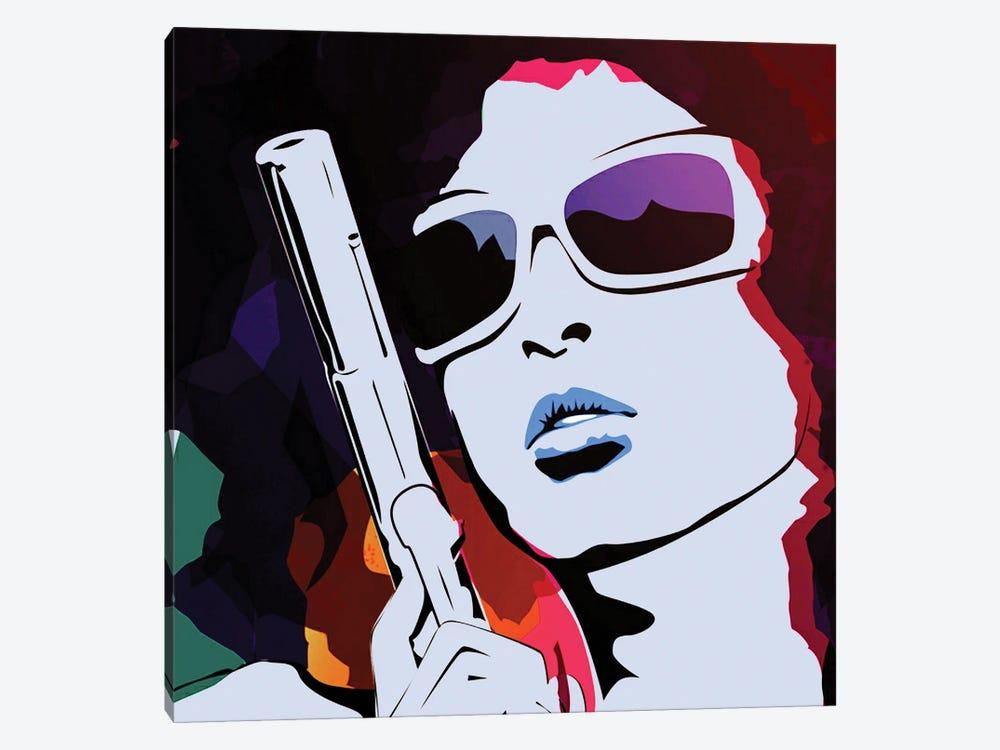 Bony by Jan Raphael 1-piece Canvas Wall Art