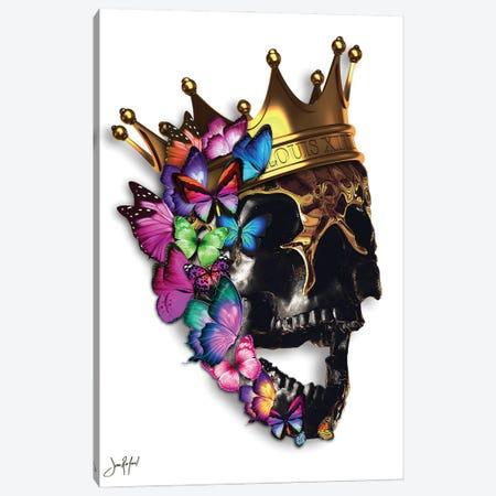 Skung Canvas Print #JRH64} by Jan Raphael Canvas Print