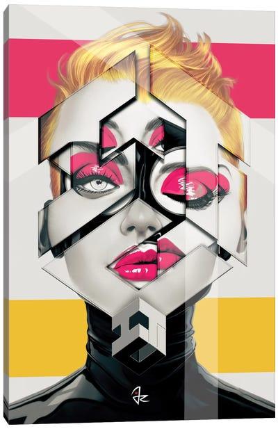 Shape II Canvas Art Print