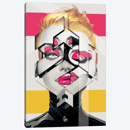 Shape II Canvas Print #JRI10} by Giulio Rossi Canvas Wall Art
