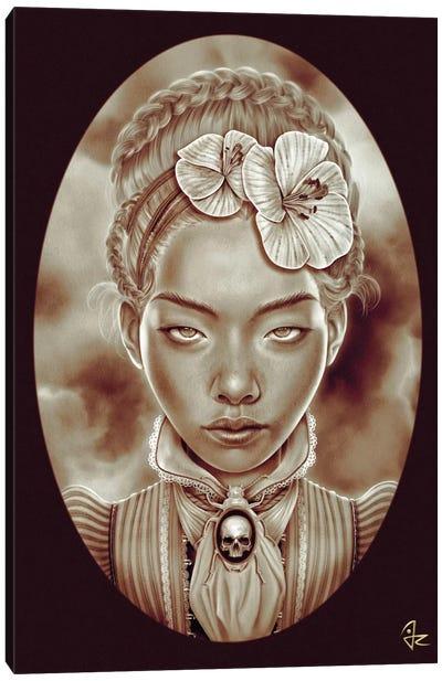 Victorian Ghost Canvas Print #JRI16