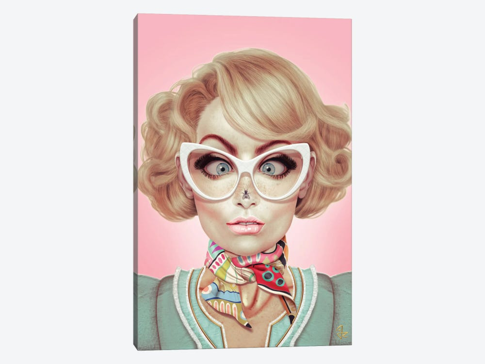 Fly Away by Giulio Rossi 1-piece Art Print