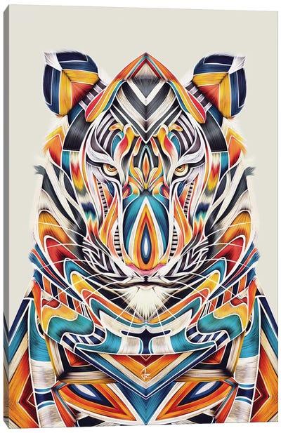 Tygr Canvas Art Print