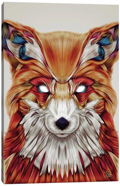 Firefox Canvas Print #JRI33