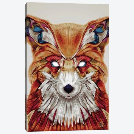 Firefox Canvas Print #JRI33} by Giulio Rossi Canvas Art
