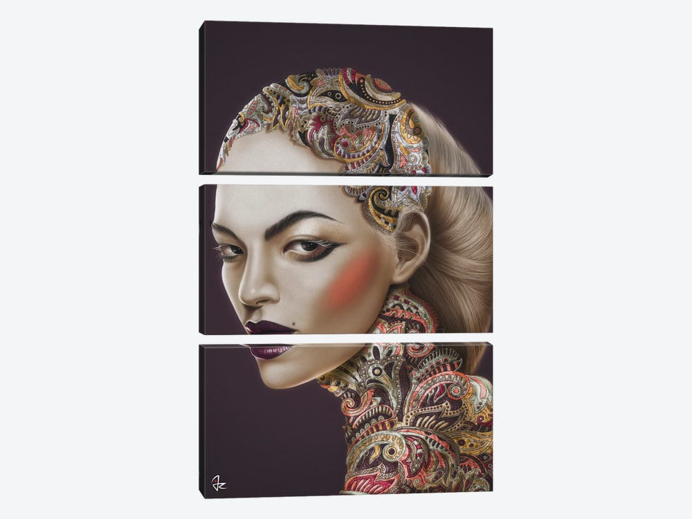 Deco by Giulio Rossi 3-piece Canvas Print