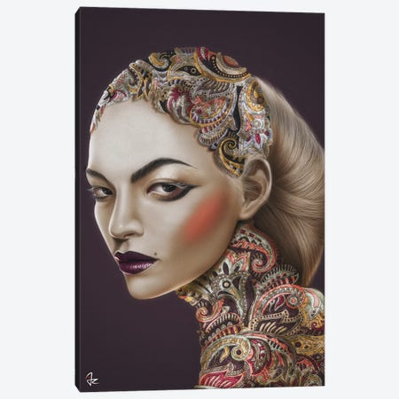Deco Canvas Print #JRI39} by Giulio Rossi Canvas Wall Art