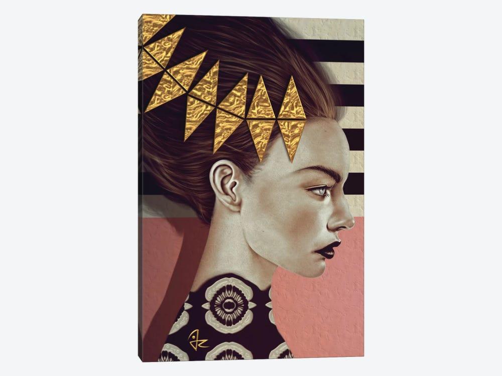 Gold Leaf by Giulio Rossi 1-piece Canvas Wall Art
