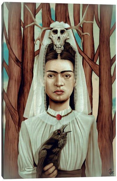 FRIDArk Canvas Art Print