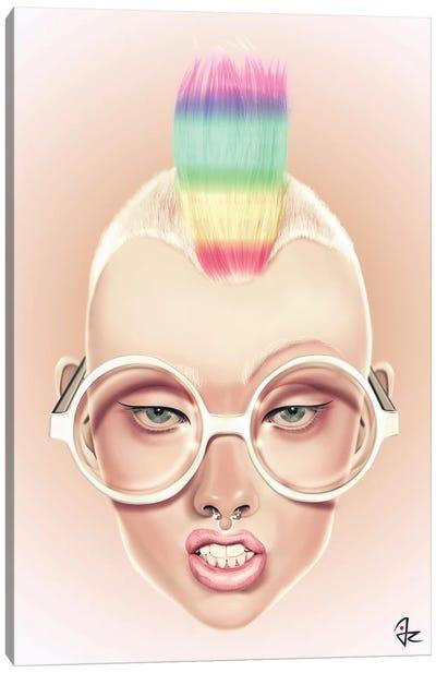 Rainbow Canvas Print #JRI48
