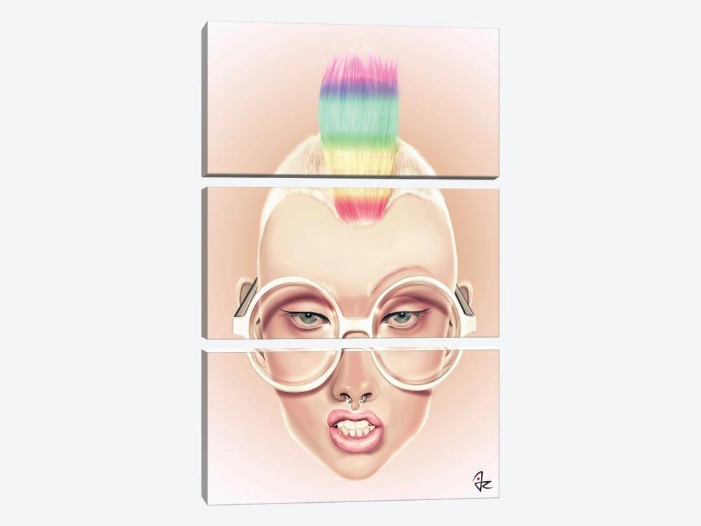 Rainbow by Giulio Rossi 3-piece Art Print