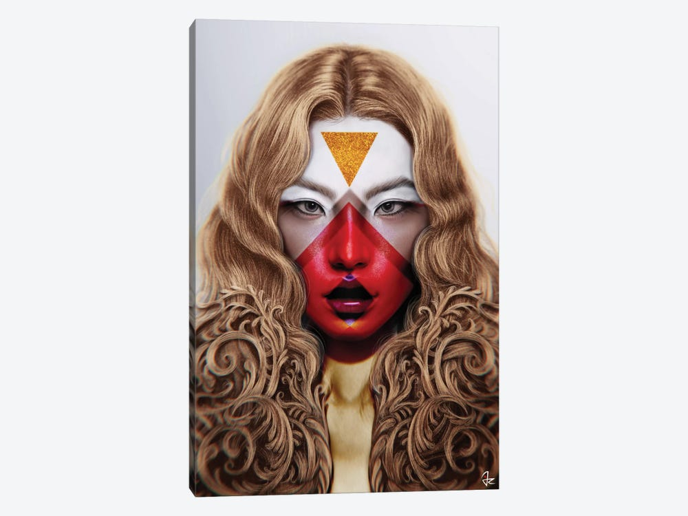 Au 79 by Giulio Rossi 1-piece Canvas Art Print