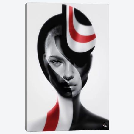Spherical Canvas Print #JRI54} by Giulio Rossi Art Print