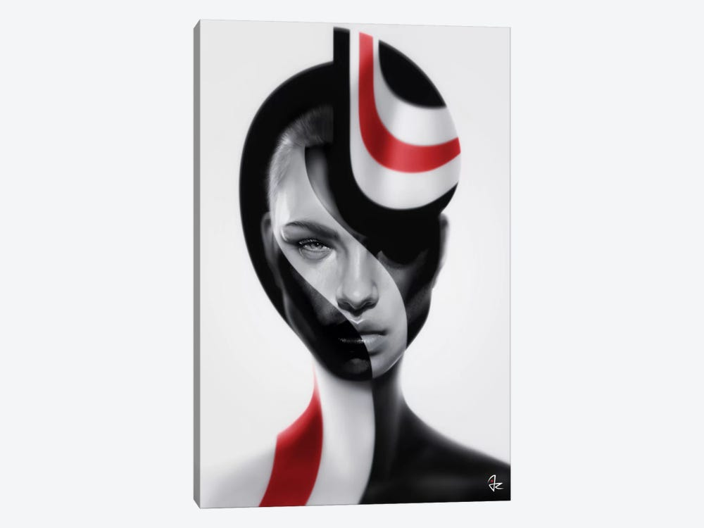 Spherical by Giulio Rossi 1-piece Canvas Artwork