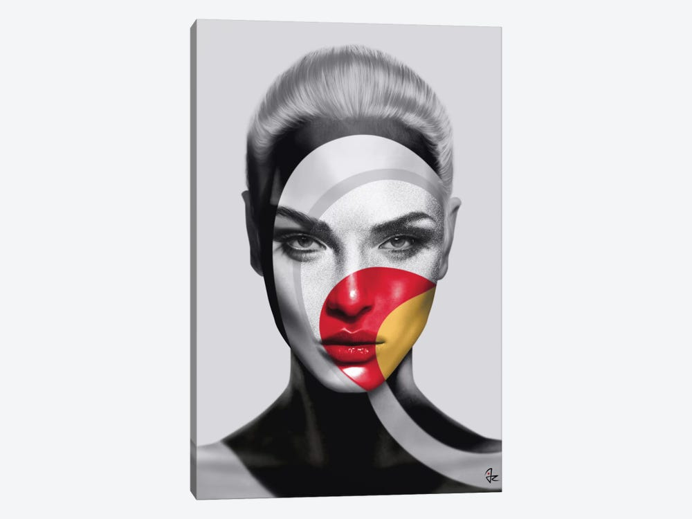Under Pressure by Giulio Rossi 1-piece Canvas Print