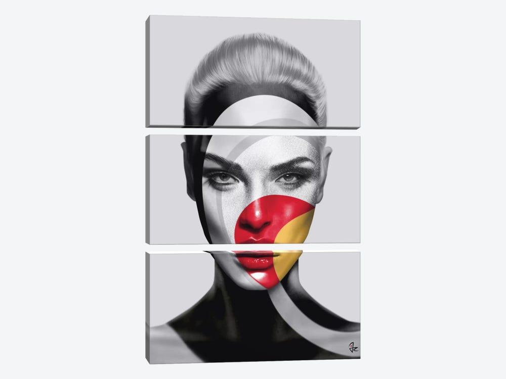 Under Pressure by Giulio Rossi 3-piece Art Print