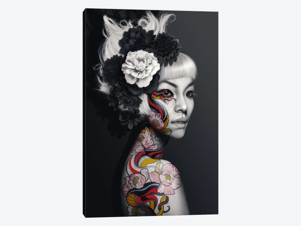 Eve by Giulio Rossi 1-piece Canvas Art