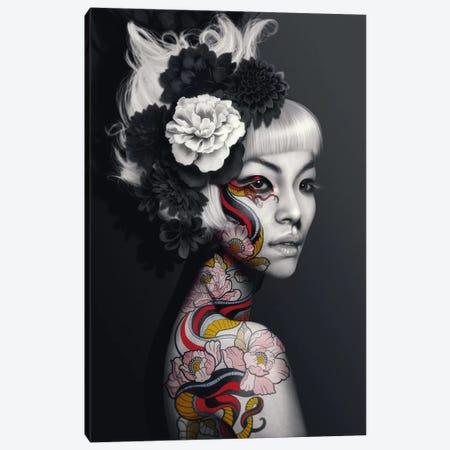 Eve Canvas Print #JRI58} by Giulio Rossi Canvas Wall Art