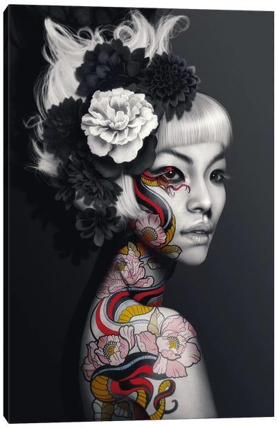 Eve Canvas Art Print