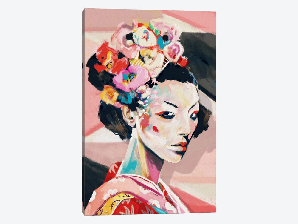 Japan by Giulio Rossi 1-piece Canvas Art